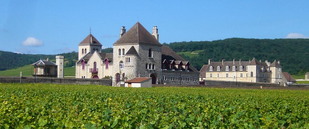 图尔城堡和伏旧园城堡