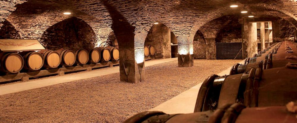 勃艮第圣-尼高拉酒窖